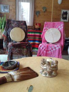 Full Moon Dinner & Drumming Circle @ Norwood | Ontario | Canada