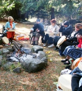 Full Moon Dinner & Drumming Circle - Only 1 space left! @ Norwood | Ontario | Canada