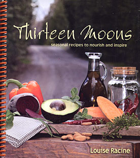 Thirteen Moons Vegetarian Cook Book