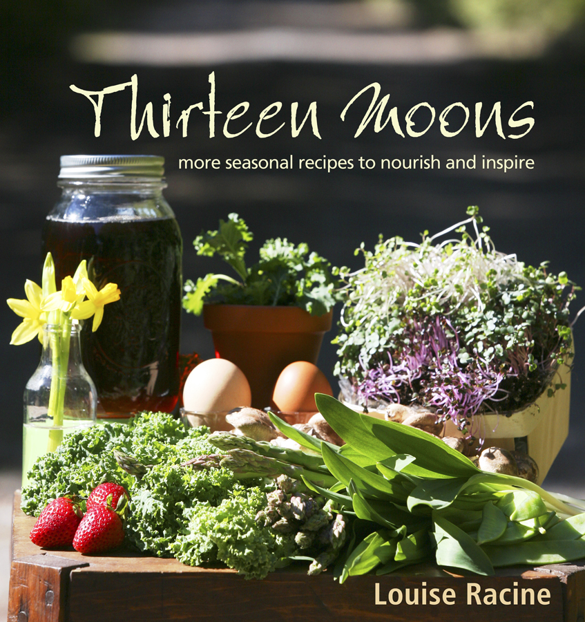 The New Thirteen Moons Cookbook is ready!