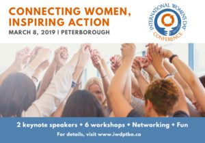 International Women's Day Conference @ Ashburnham Reception Centre | Peterborough | Ontario | Canada