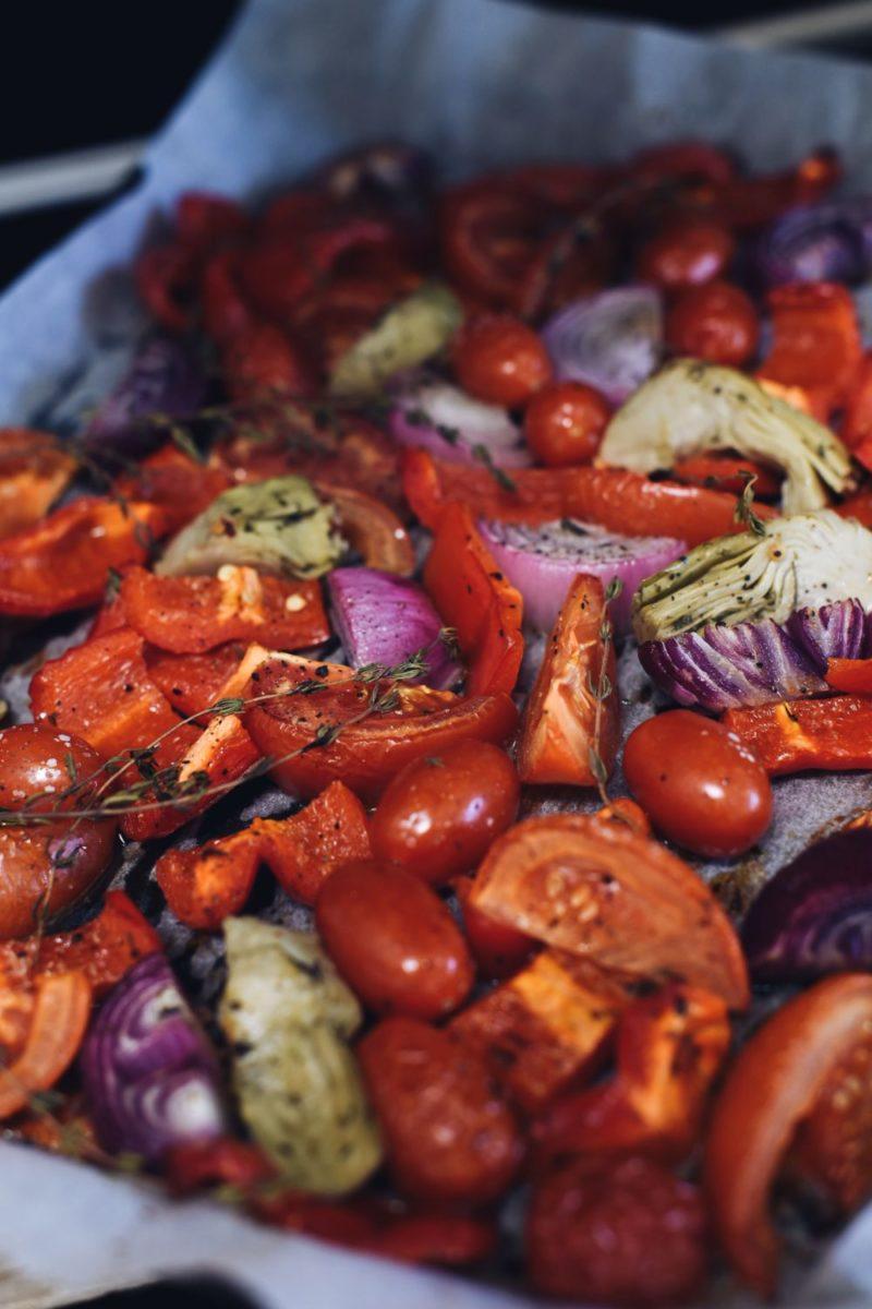 Roasted Tomato Sauce  (GF, V)